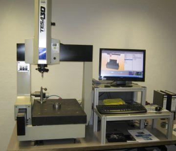 Maszyna pomiarowa TESA 3D